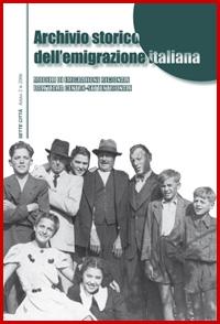 Modelli di emigrazione regionale dall'italia centro-settentrionale