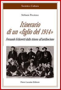 Itinerario di un «figlio del 1914». Fernando Schiavetti dalla trincea all'antifascismo