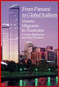 From Paesani to Global Italians. Veneto Migrants in Australia