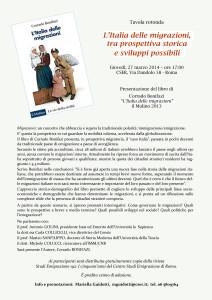 Italia delle migrazioni