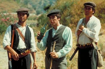 Al centro, Michael Corleone (Al Pacino)